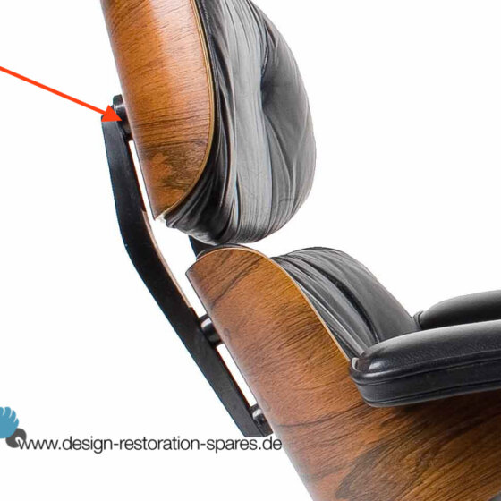 eames lounge chair back support spacer small