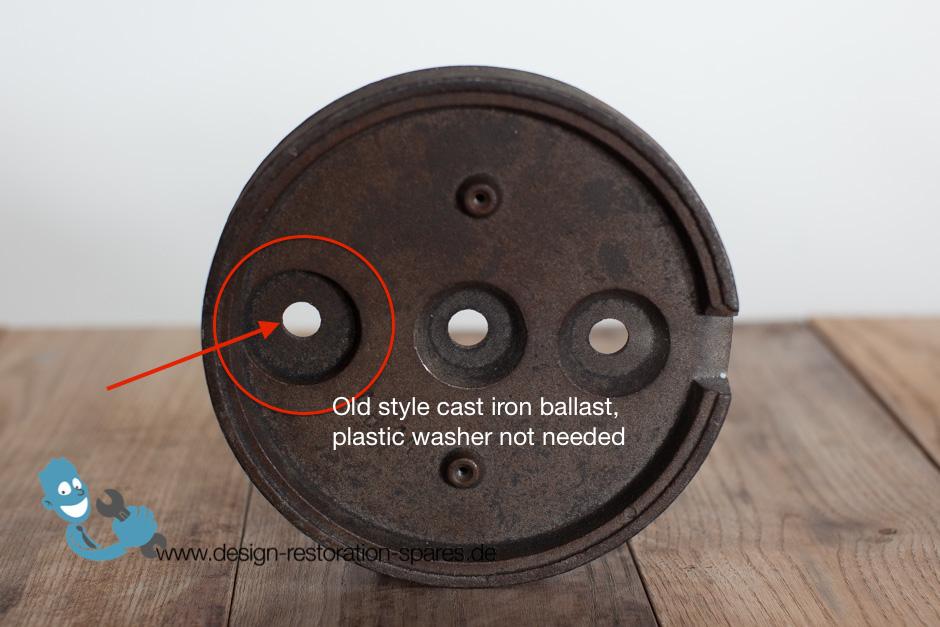 kaiser idell 6631 desk lamp switch w chrome cover ebay. Black Bedroom Furniture Sets. Home Design Ideas