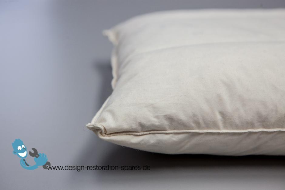eames lounge chair duck down feather cushion