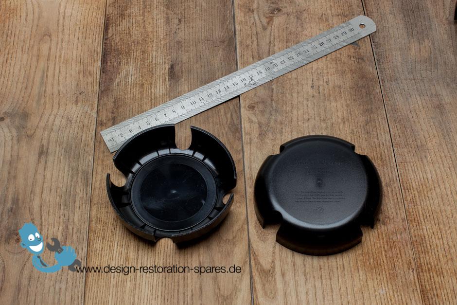 plastic cap cover under seat fritz hansen arne. Black Bedroom Furniture Sets. Home Design Ideas