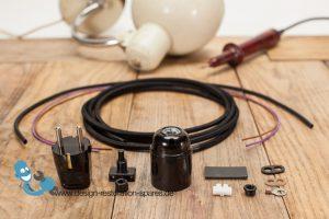 electrical-rewiring-set-for-vintage-kaiser-idell-6551-6551-super-6722-4-