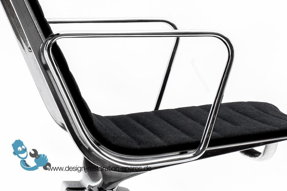 Eames Aluminium Group Armrest Ea Vitra