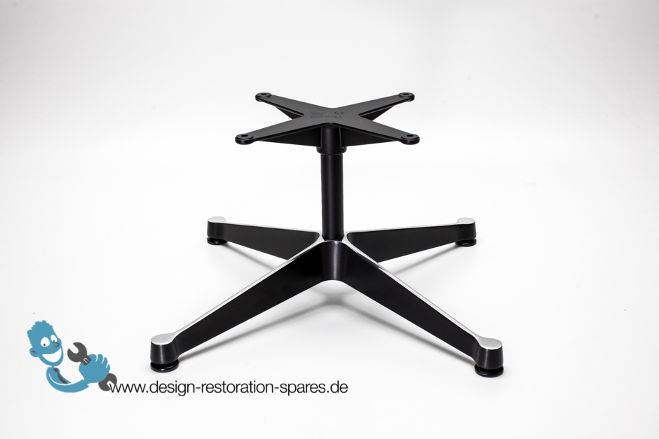Eames lounge chair complete base for Replica vitra