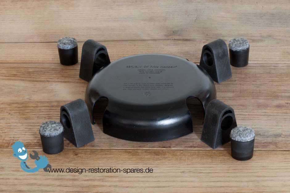 Fritz Hansen Series 3xxx Chair Overhaul Set Arne Jacobsen