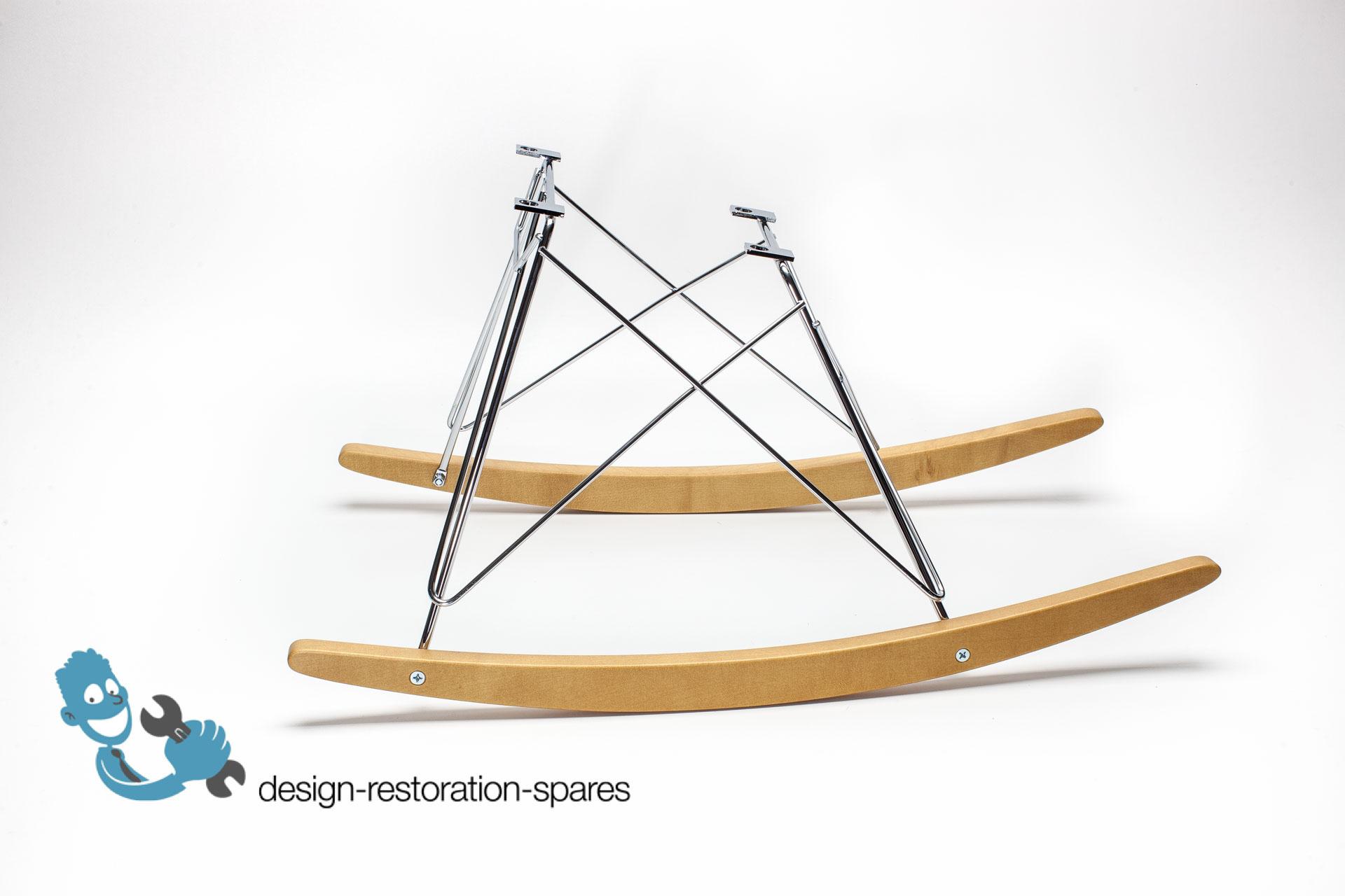 Eames lounge chair complete base for Eames replica schaukelstuhl