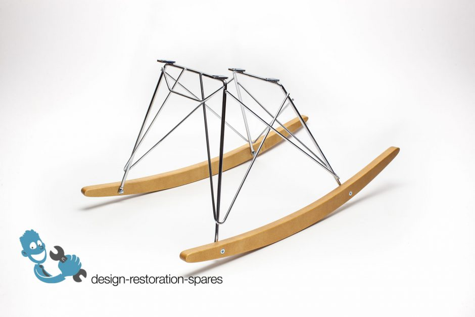 Charles eames rar rocking chair base vitra - Rocking chair vitra ...