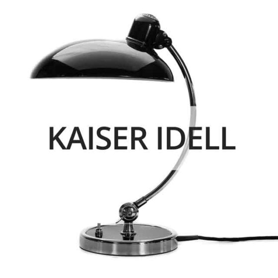Kaiser Idell Replacement Parts