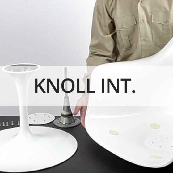 Knoll Int. Replacement Parts