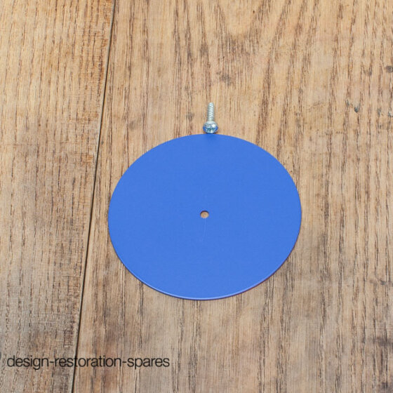 Replacement Red-Blue Bottom Plate Louis Poulsen PH5 PH50