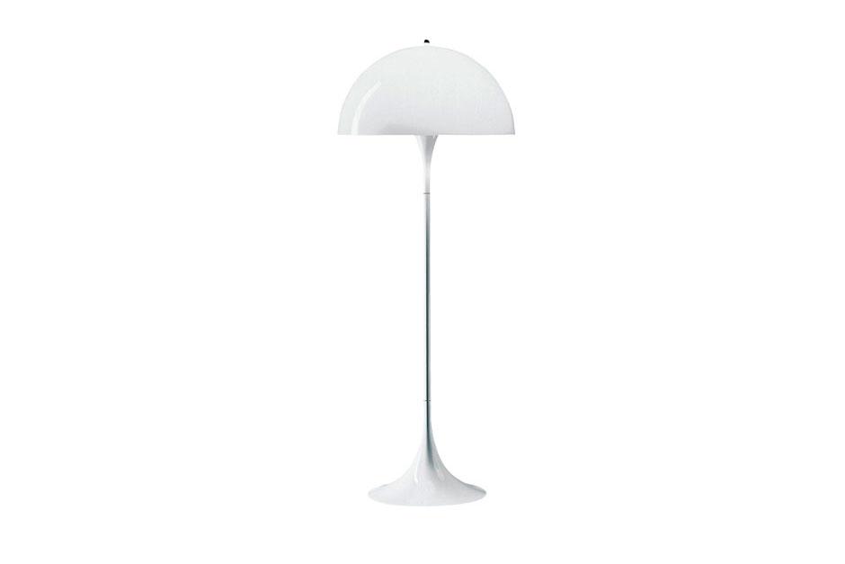 Louis Poulsen | Verner Panton | Panthella Floor Lamp