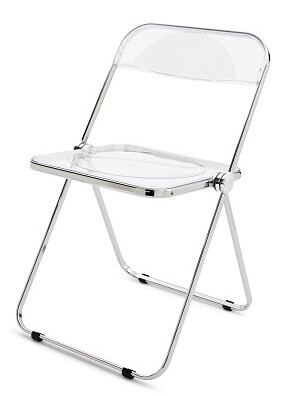 Giancarlo Piretti Design.Buy New Castelli1877 Giancarlo Piretti Plia Chair